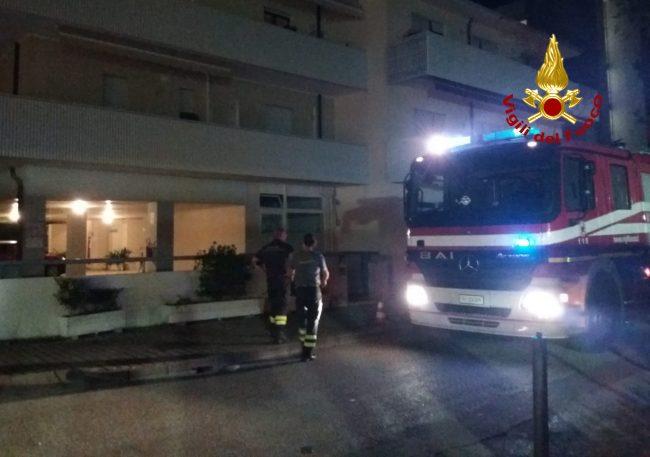 San Michele al Tagliamento, fornello aperto con fuga di gas: condominio evacuato
