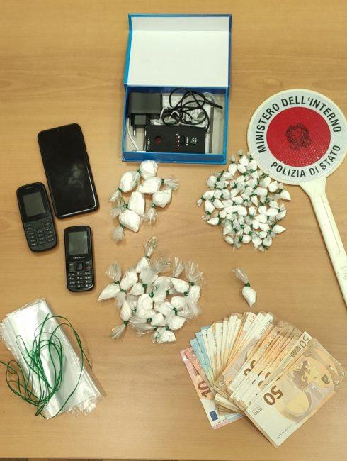 """Spaccio di droga a Chioggia, arrestata la coppia della """"coca"""""""