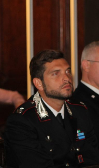 Carabinieri Venezia, il maggiore Capodivento lascia il Comando della Compagnia