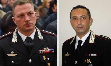 Carabinieri, presentati i due nuovi comandanti di Compagnia di Venezia e Portogruaro