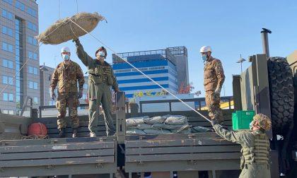 Bomba day: concluse con successo le operazioni di disinnesco dell'ordigno bellico – VIDEO e GALLERY