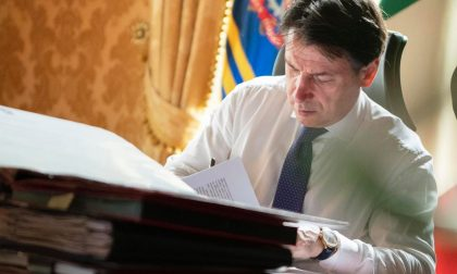 Nuovo Dpcm Conte, il premier ha firmato - ECCO LE MISURE
