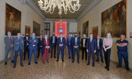 Brugnaro bis, presentata a Ca' Farsetti la nuova Giunta comunale – FOTO