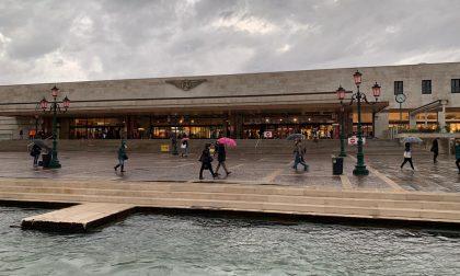 Acqua alta: a Venezia e Chioggia marea rimasta a 45/50 centimetri grazie all'attivazione del Mose