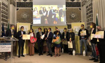 L'Oscar Green regionale premia i giovani delle province venete che hanno proposto idee innovative e originali