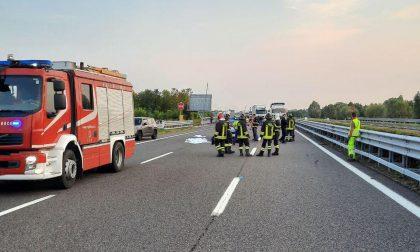 Tragedia in A27, anziano travolto e ucciso da un 38enne di Dolo
