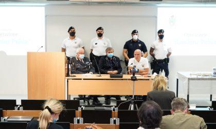 """Operazione """"Banchina pulita"""": sequestrati 2,1 chili di eroina dalla Polizia Locale"""