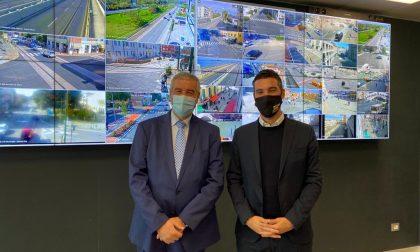 Protezione civile: il capo dipartimento Borrelli in visita alla smart control room del Tronchetto