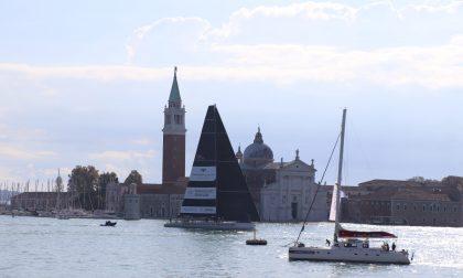 """""""Veleziana 2020"""": chiusa con l'arrivo a San Marco la 13esima edizione della regata di barche a vela – FOTO"""