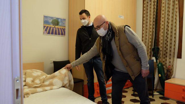 Nuovi arredi per le abitazioni dell'Associazione italiana persone con sindrome di Down