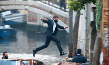Spotted in Venice: Tom Cruise is here and he is amazing!