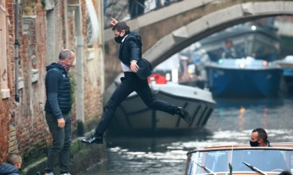 Tom Cruise torna a Venezia: ciak, si gira di nuovo! – VIDEO e GALLERY