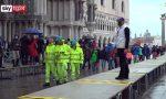 Ecco come il Mose è riuscito a salvare Venezia dall'acqua alta