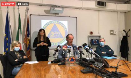 """Covid, Zaia: """"Siamo in fase arancione con 600 ricoverati""""   +1400 positivi in Veneto   Dati 23 ottobre 2020"""