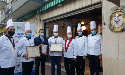Chef in punta di dita, premiato il Team Venezia