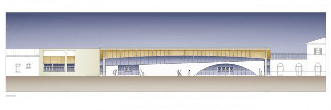 Prospetto nuova stazione Portogruaro rendering_page-0001
