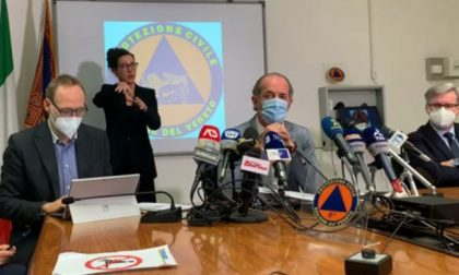"""Covid, Zaia: """"Possibile zona arancione? No, ospedali reggono   +2972 positivi   Dati 18 novembre 2020"""