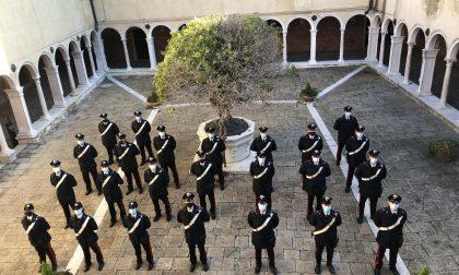 Venezia, 55 nuovi Carabinieri a tutela della cittadinanza