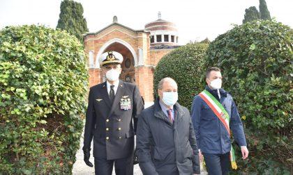 Commemorazione defunti e Caduti di tutte le guerre, le foto della cerimonia