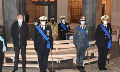 Festa dell'Unità nazionale e delle Forze Armate: l'assessore Zuin alle celebrazioni al Tempio votivo del Lido