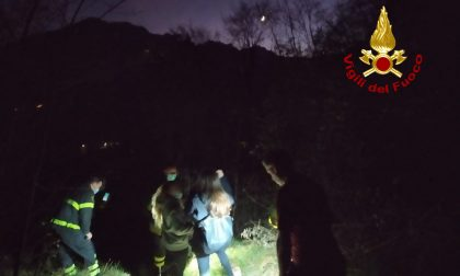 Giovani escursioniste di Dolo perdono il sentiero sull'Altopiano di Asiago: salvate dai Vigili del fuoco