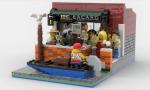 Idea Lego, bàcaro e cicchetti in mattoncini: la proposta di un giovane veneziano – FOTO