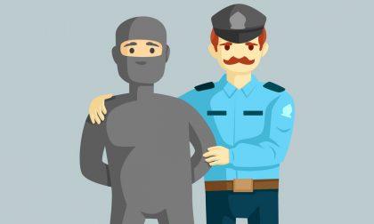 Ladro di notte dal parrucchiere ma la Polizia gli fa lo shampoo