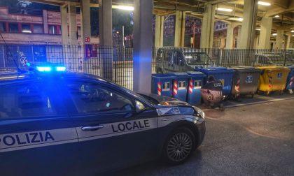 Eroina e cocaina nel parcheggio via Ca' Marcello, denunciato un giovane