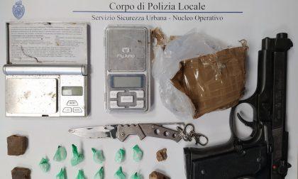 Eroina, pistole e coltelli, denunce e sequestri a Marghera