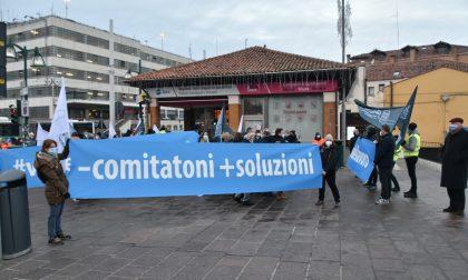 Porto e settore della crocieristica, manifestazione degli operatori