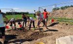 Dalle campagne di Ghiacciaia ad Altino riemerge un edificio di età romana – FOTO