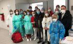 Somministrate le dosi del vaccino anti Covid a 81 ospiti e 52 operatori alla Stella Marina