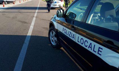 Al volante ubriaco e senza patente, 27enne minaccia di morte gli agenti della Polizia locale