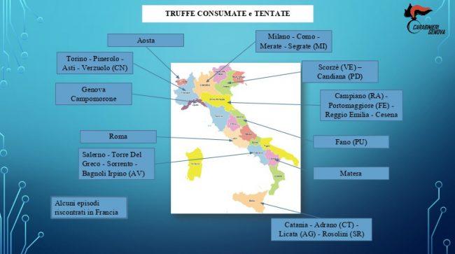 Maghi della truffa online in manette, svuotavano conti correnti in tutta Italia: vittima anche un 25enne di Scorzè