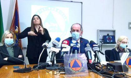 """Covid, Zaia: """"Pronti per l'indagine epidemiologica sugli studenti""""   +985 positivi   Dati 29 gennaio 2021"""