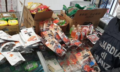 Sequestrati oltre 200mila articoli non sicuri e prodotti alimentari privi di tracciabilità