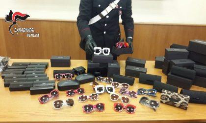 """Operaio infedele alla """"Safilo"""", rubava senza freni decine e decine di costosi occhiali griffati"""