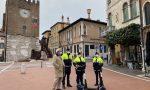 Polizia locale, il controllo delle zone a traffico limitato e pedonali anche in monopattino