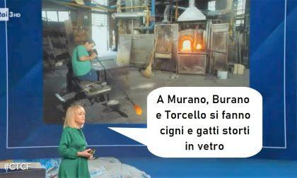 """Luciana Littizzetto fa infuriare Venezia, Brugnaro: """"Scredita un'eccellenza"""". E parte la petizione: """"Chieda scusa"""""""