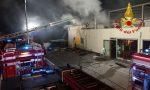 Le foto del ristorante pub bruciato nella notte a Portogruaro