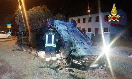 Tragedia a Salzano, auto rovesciata: morta una giovane donna