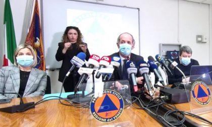 """Covid, Zaia infuriato: """"Sull'ipotesi acquisto regionale vaccini polemica assurda"""""""