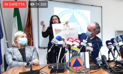 """Covid, Zaia: """"Chiesto al Governo di rivedere i parametri per decidere le zone"""""""