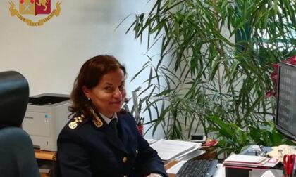 Il primo dirigente della Polizia di Stato Maria Faloppa lascia l'incarico dopo 33 anni di servizio
