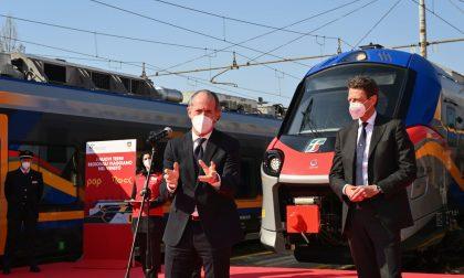 """Flotta regionale treni rinnovata, Zaia: """"Siamo ai livelli del Giappone"""""""