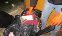 """Furbetti dei rifiuti, le foto e il numero """"diabolico"""" degli abbandoni"""