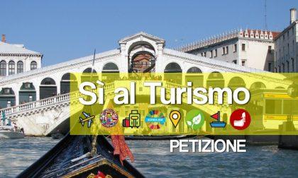 """Venezia vuole lavorare, al via l'iniziativa """"Sì al Turismo"""""""
