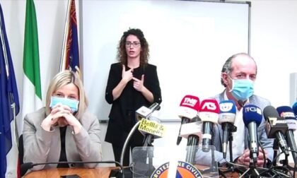 """Covid, Zaia: """"Vediamo la luce in fondo al tunnel""""   +980 positivi Covid   Dati 22 marzo 2021"""