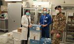 Poste Italiane consegna i vaccini AstraZeneca insieme all'Esercito Italiano