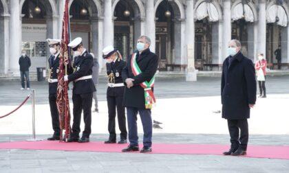 Serenissimi auguri Venezia: il video e le foto delle celebrazioni per i 1600 anni